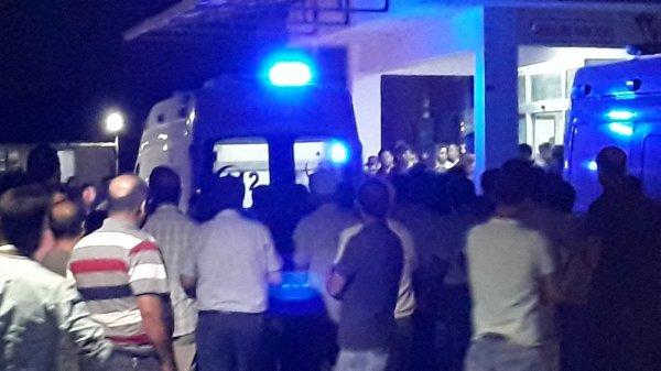 Diyarbakır'da sivil aracın geçişi sırasında patlamada
